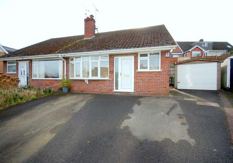 2 Bedrooms Semi Detached House for sale in Brown Avenue, Church Lawton