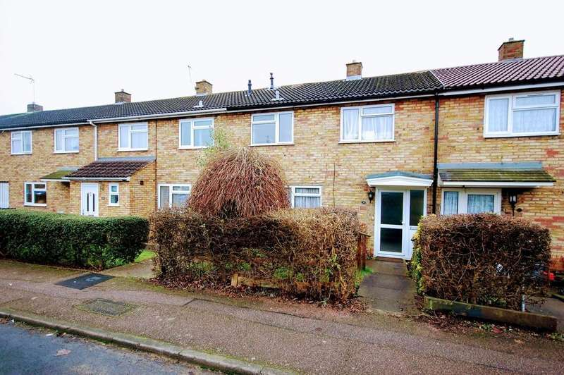 3 Bedrooms Terraced House for sale in Raleigh Crescent, Stevenage