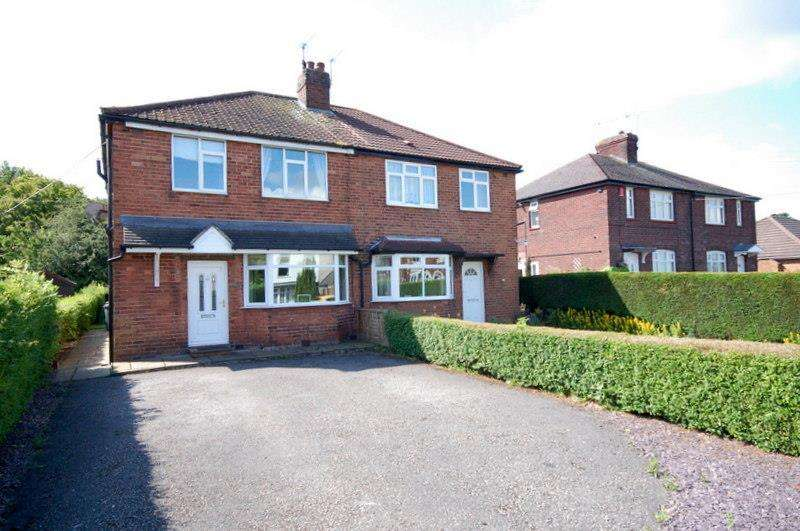 3 Bedrooms Semi Detached House for sale in Linley Road, Alsager
