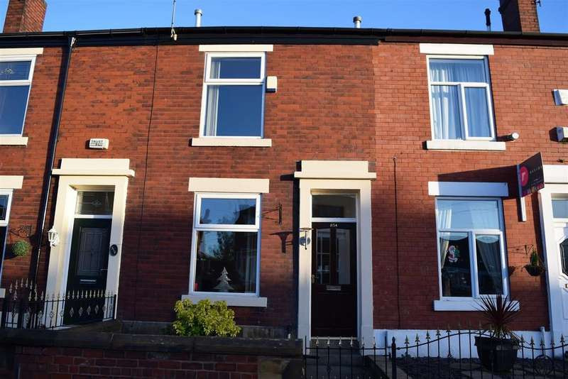 2 Bedrooms Terraced House for sale in Rochdale Road, Slattocks, Middleton