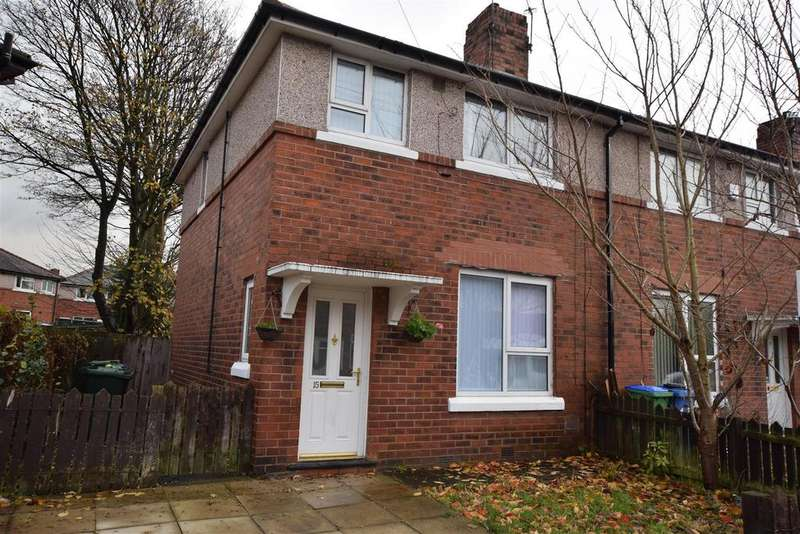 3 Bedrooms Semi Detached House for sale in Dalton Road, Middleton