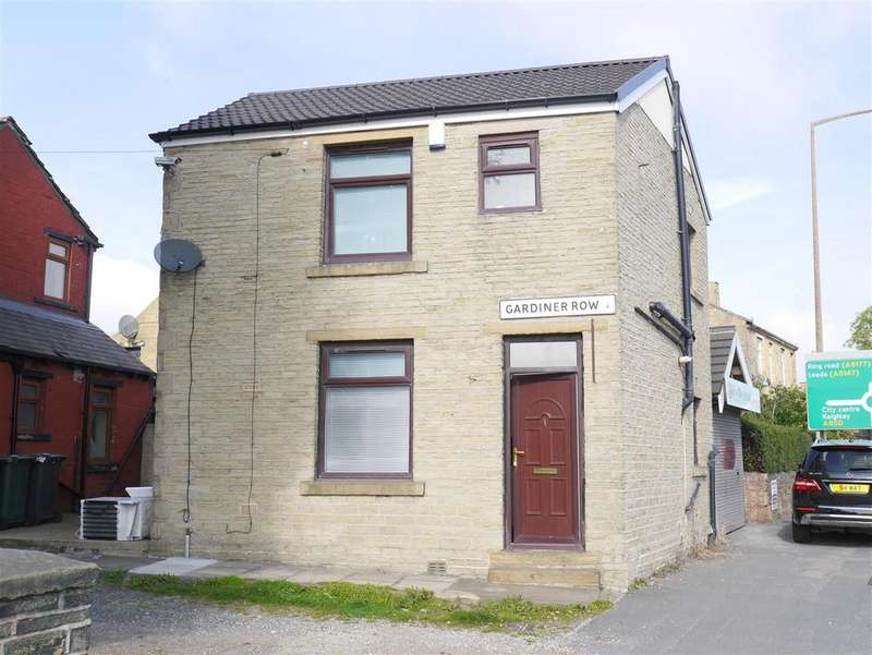 2 Bedrooms Detached House for sale in Gardiner Row, Dudley Hill