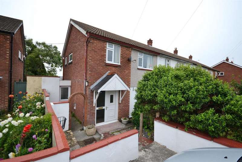3 Bedrooms End Of Terrace House for sale in King Street, Pembroke Dock