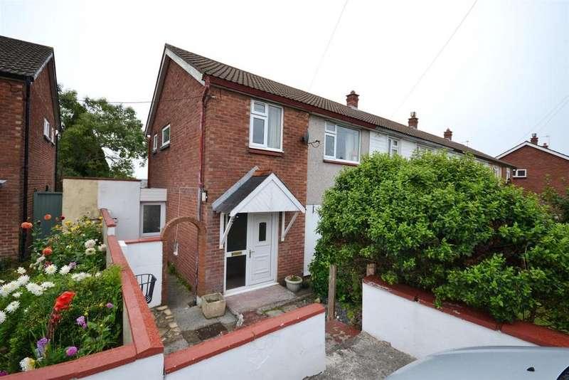 3 Bedrooms End Of Terrace House for sale in King Street, Pembroke Dock