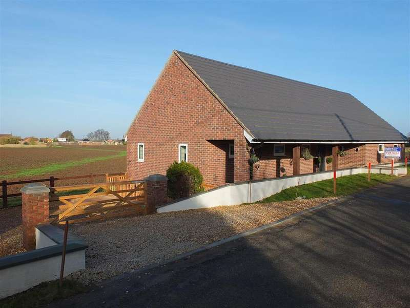 3 Bedrooms Detached House for sale in Lutton Bank, Lutton