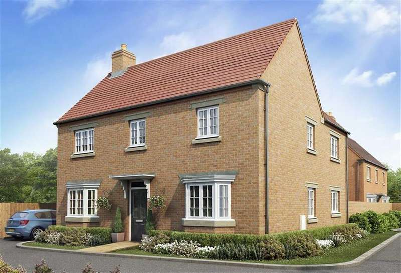 4 Bedrooms Detached House for sale in Plot 168, 43, Juliet Drive, Brackley
