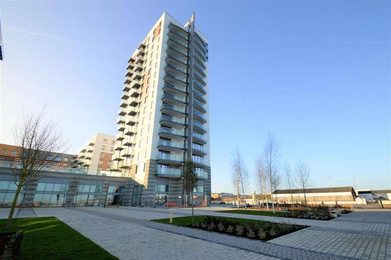 1 Bedroom Apartment Flat for sale in West Tower, Victory Pier