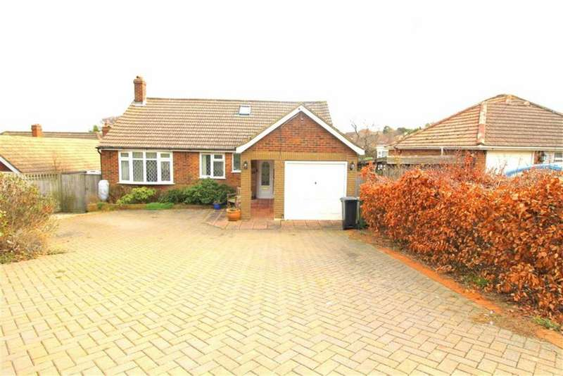 4 Bedrooms Detached Bungalow for sale in Shepherds Way, Fairlight, East Sussex