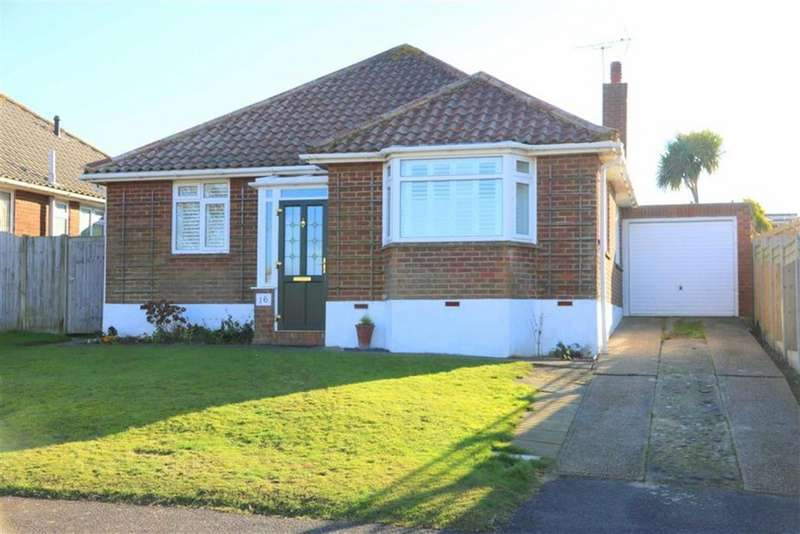 3 Bedrooms Detached Bungalow for sale in Bramble Way, Fairlight