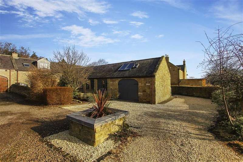 3 Bedrooms Barn Conversion Character Property for sale in Fawdon House Farm, Morpeth, Northumberland