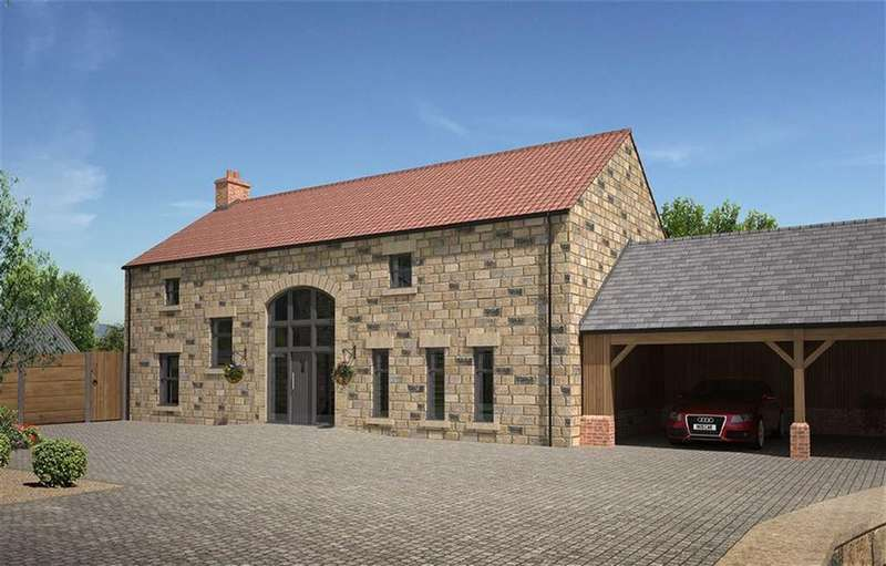 4 Bedrooms Detached House for sale in Drovers Fold, Harrogate, North Yorkshire