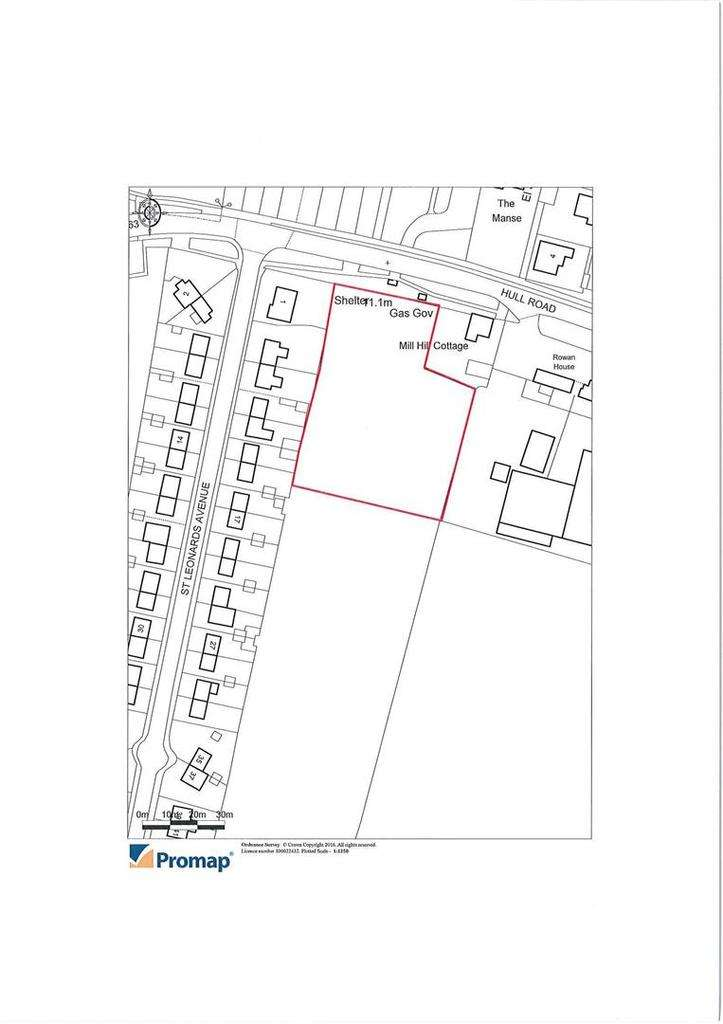 Land Commercial for sale in Hull Road, Osgodby, Selby