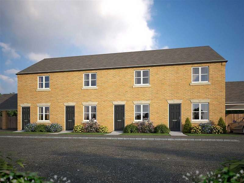 2 Bedrooms Mews House for sale in Warmingham Lane