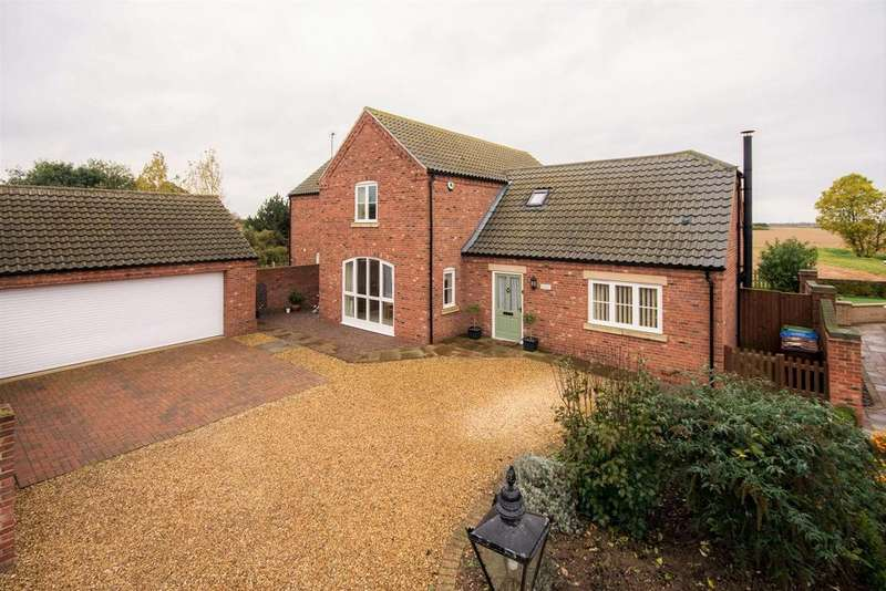 4 Bedrooms Detached House for sale in Meadowgate, Sutterton, Boston