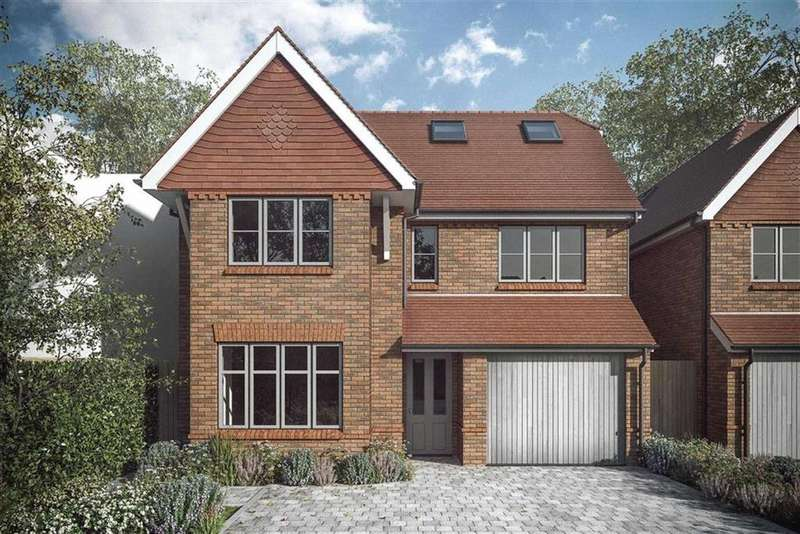 5 Bedrooms Detached House for sale in Fallow View, St Albans, Hertfordshire
