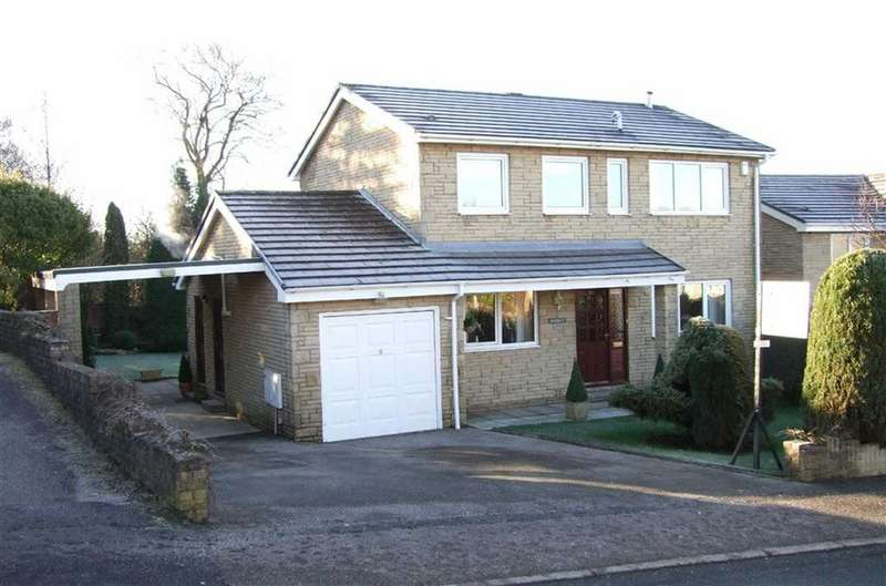 4 Bedrooms Detached House for sale in Borrowdale Drive, Burnley, Lancashire