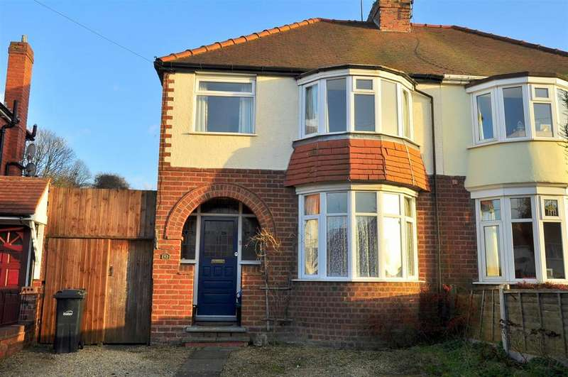 3 Bedrooms Semi Detached House for sale in Witley Avenue, Halesowen