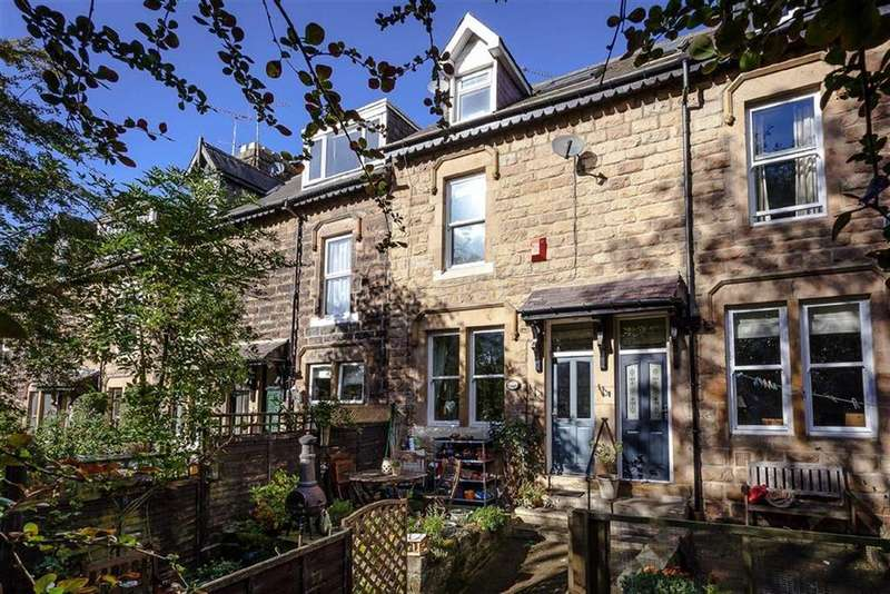 3 Bedrooms Terraced House for sale in Southville Terrace, Harrogate, North Yorkshire