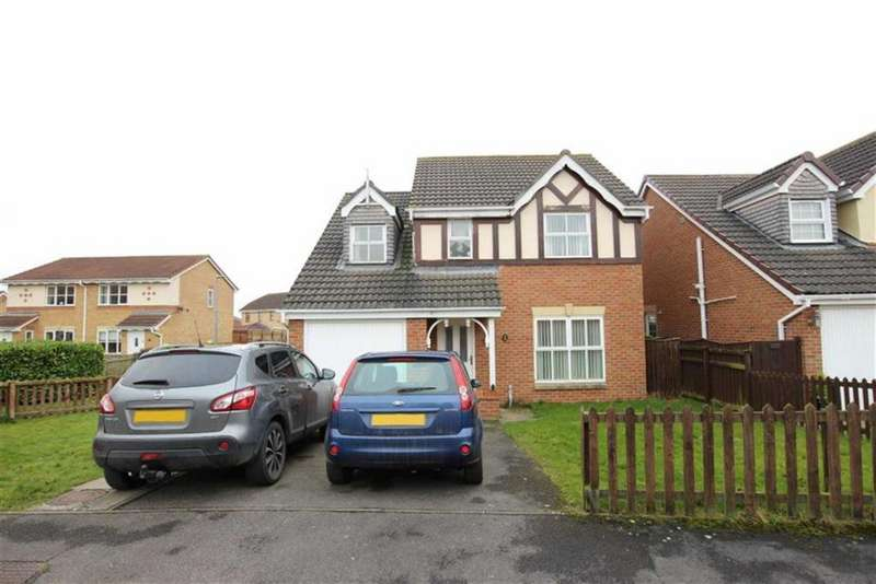 4 Bedrooms Detached House for sale in Cookson Way, Catterick Garrison, North Yorkshire