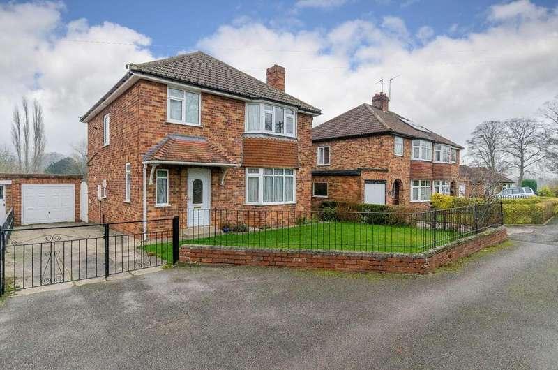 3 Bedrooms Detached House for sale in Aldborough Road, Boroughbridge, York
