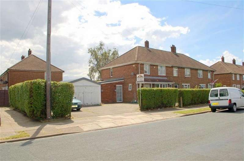 3 Bedrooms Semi Detached House for sale in Runswick Road, Grimsby, North East Lincolnshire