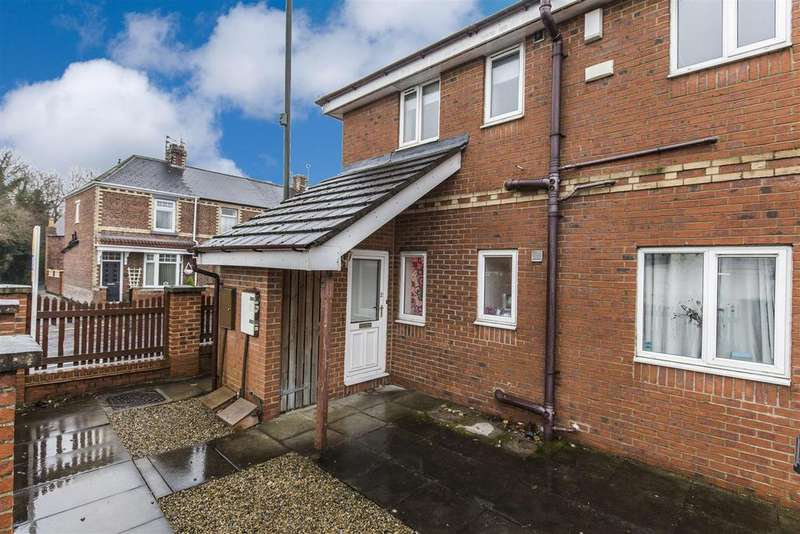 2 Bedrooms Flat for sale in Byerley Court, Shildon