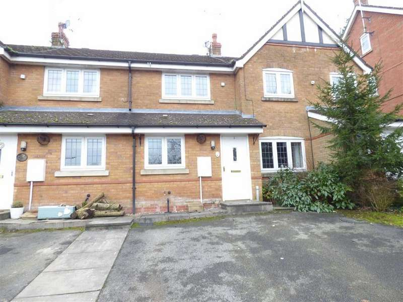 2 Bedrooms Town House for sale in 3, Cavell Court, Blythe Bridge