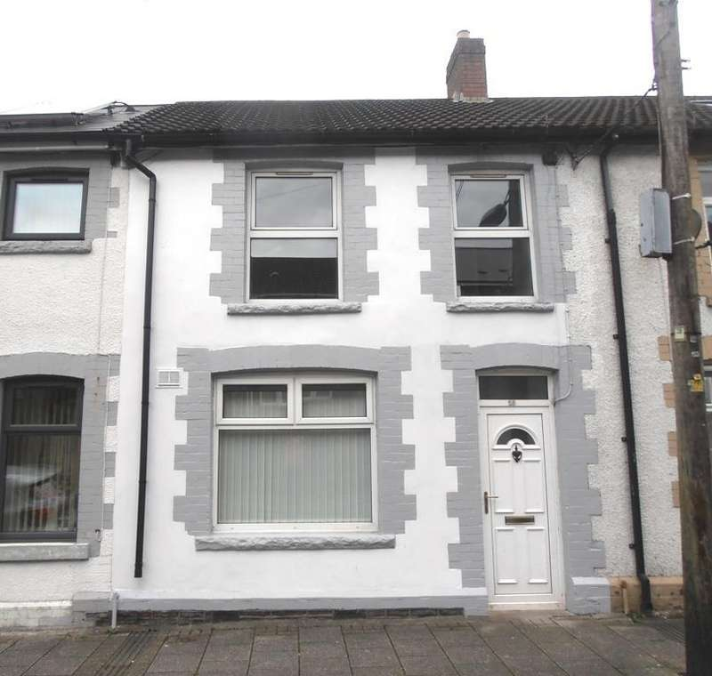 2 Bedrooms Terraced House for sale in Ty'r Felin Street, Mountain Ash