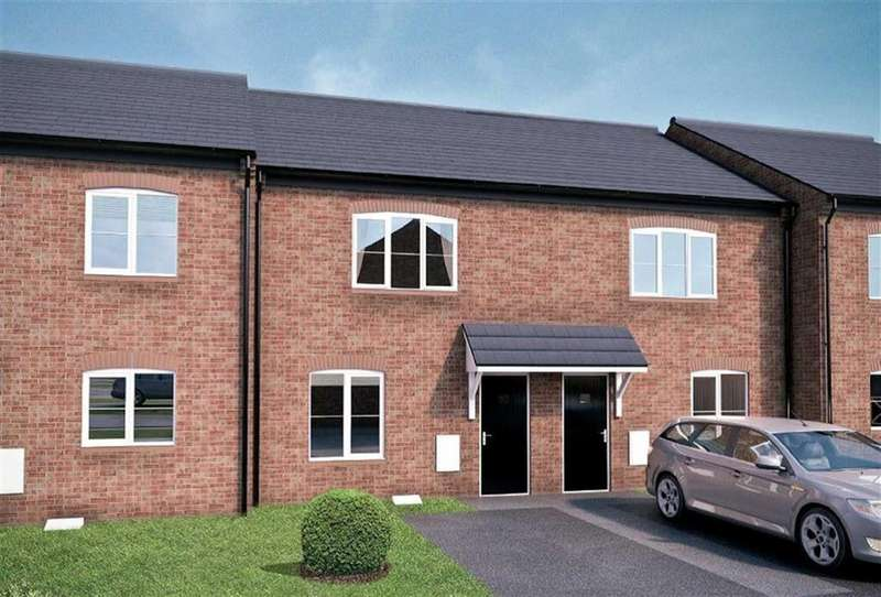 2 Bedrooms Terraced House for sale in Beckfield, Catterick Garrison, North Yorkshire