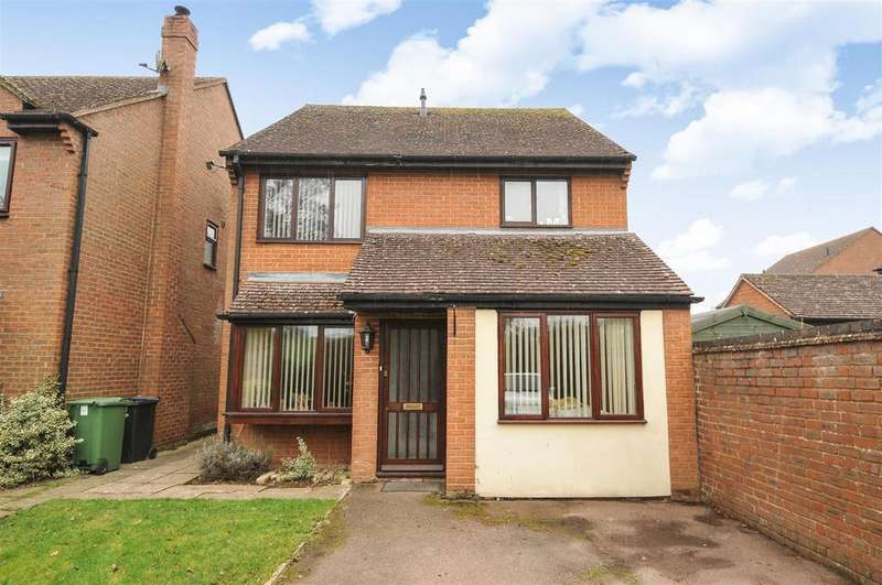 4 Bedrooms Detached House for sale in Brookside Close, Tiddington, Thame