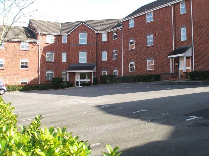 2 Bedrooms Apartment Flat for sale in Eaton Court, Wrenbury Drive, Kingsmead