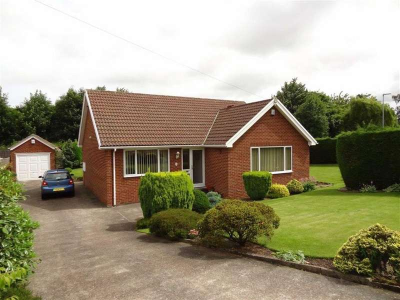 3 Bedrooms Detached Bungalow for sale in Devonshire Drive, Barnsley, S75
