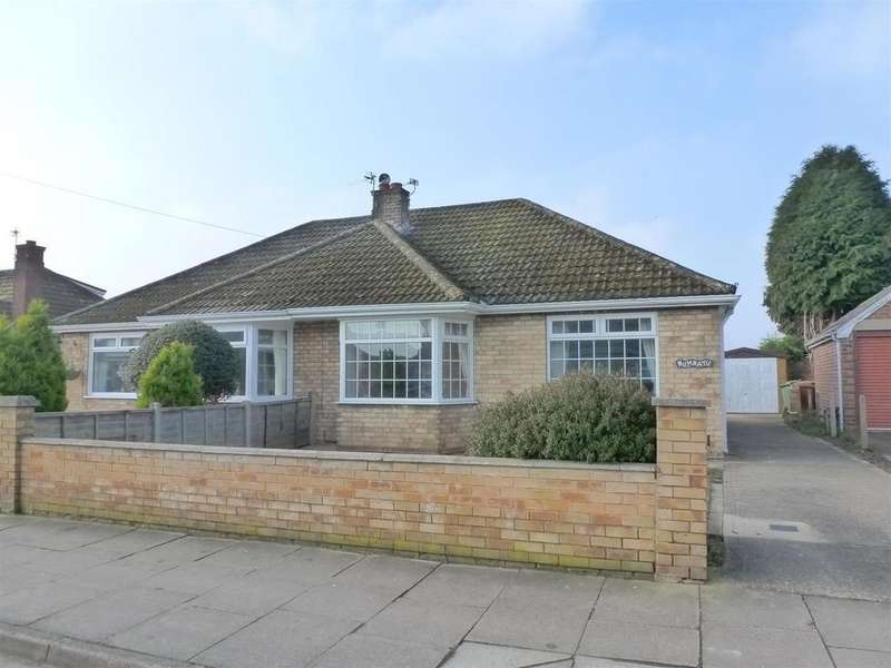 3 Bedrooms Semi Detached Bungalow for sale in Brian Avenue, Cleethorpes