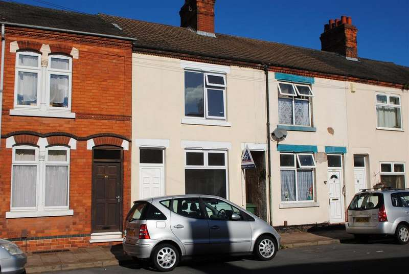 3 Bedrooms Terraced House for sale in Judges Street, Loughborough