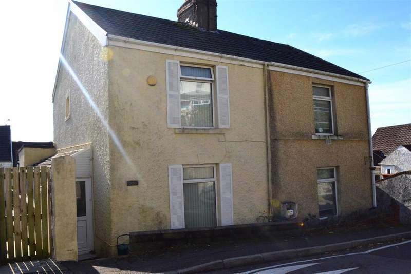 2 Bedrooms Semi Detached House for sale in Terrace Road, Swansea