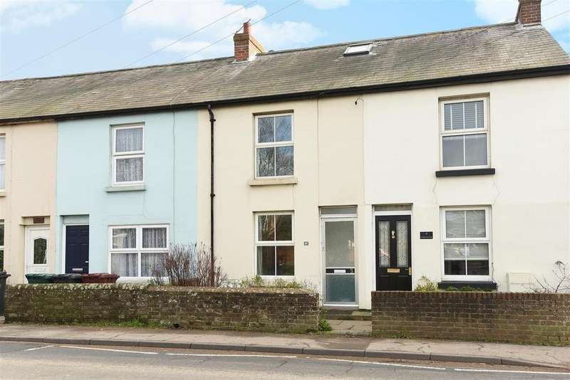 3 Bedrooms Terraced House for sale in Hunston, Chichester