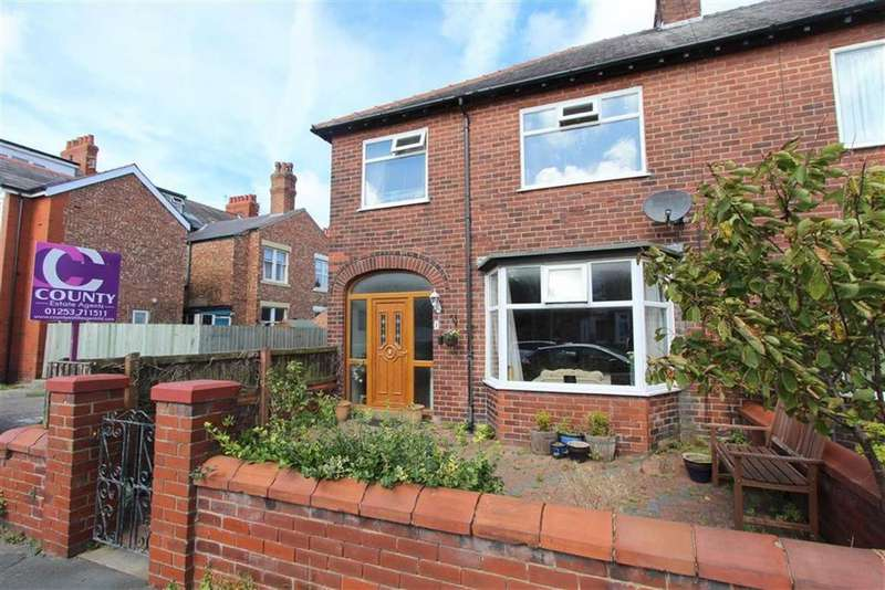 3 Bedrooms End Of Terrace House for sale in Edward Street, Lytham St Annes, Lancashire