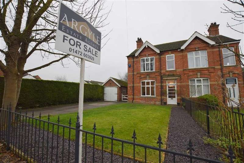 3 Bedrooms House for sale in School Lane, Tetney, Lincolnshire