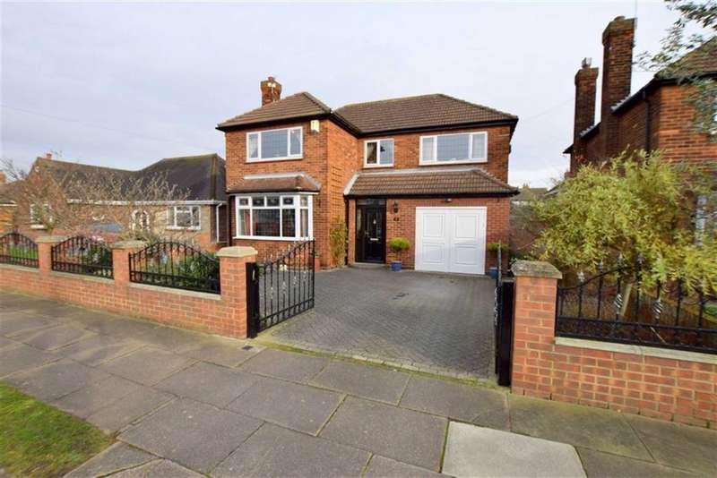 3 Bedrooms Detached House for sale in St Andrews Drive, Grimsby, North East Lincolnshire