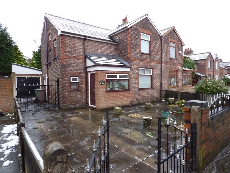 3 Bedrooms Semi Detached House for sale in Elephant Lane, St. Helens, Merseyside, WA9