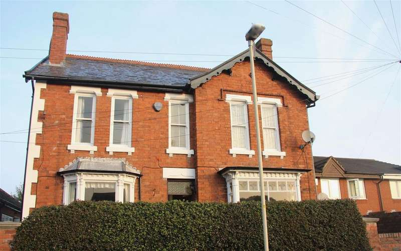 4 Bedrooms Detached House for sale in Highfield Road, Halesowen