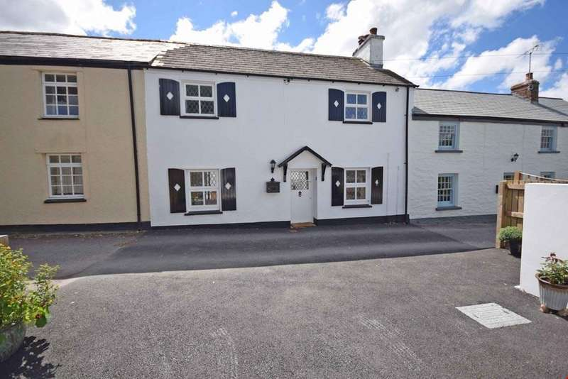 4 Bedrooms Terraced House for sale in Tregony, Cornwall, TR2