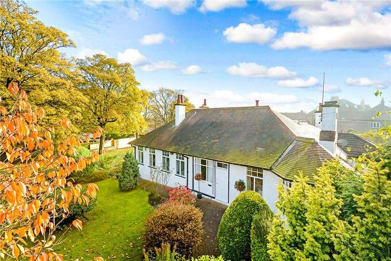 4 Bedrooms Detached Bungalow for sale in St. James' Drive, Harrogate, North Yorkshire