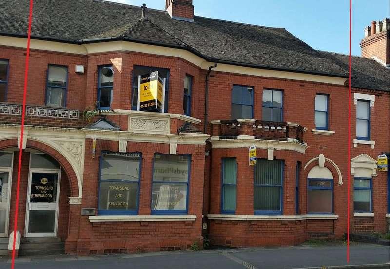 7 Bedrooms Terraced House for sale in Stoke Road, Shelton, Stoke on Trent ST4