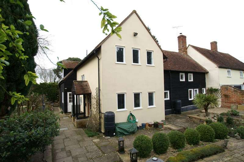 3 Bedrooms Cottage House for sale in Tilbury Hall Chase, Tilbury Juxta Clare, Halstead CO9