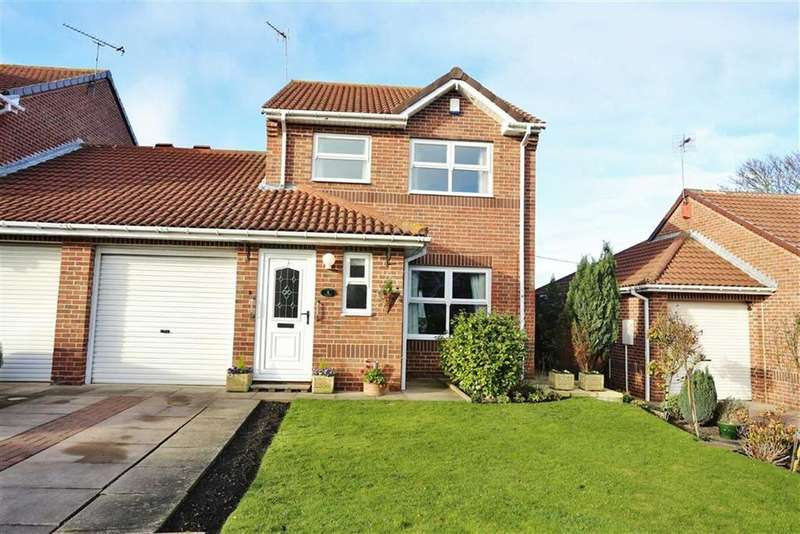 3 Bedrooms Detached House for sale in Aldbrough Close, Ryhope, Sunderland, SR2