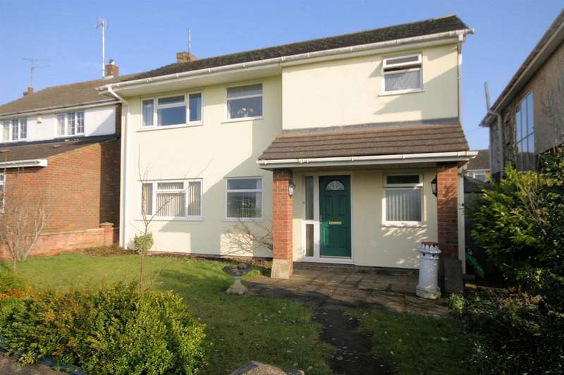 4 Bedrooms Detached House for sale in Truro Gardens, Luton