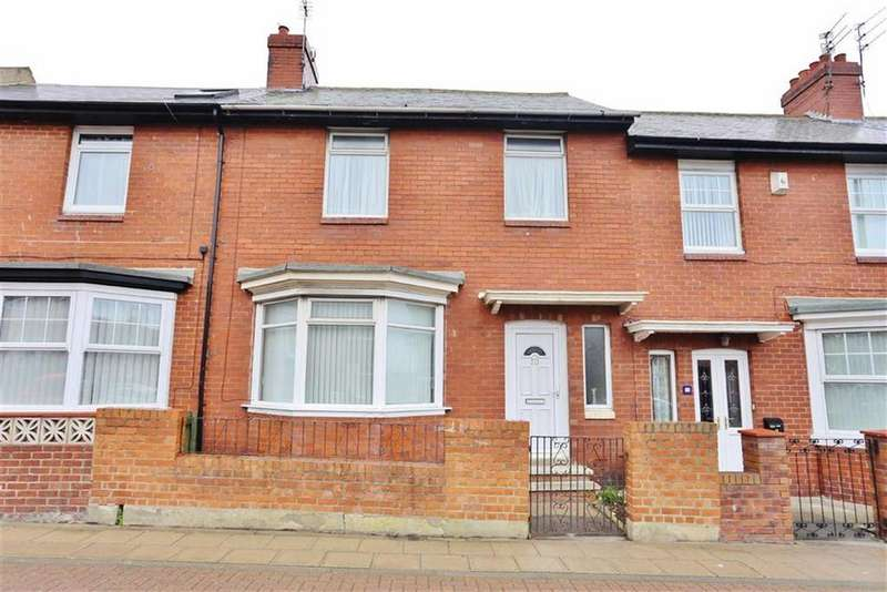 3 Bedrooms Terraced House for sale in Leechmere Road, Grangetown, Sunderland, SR2