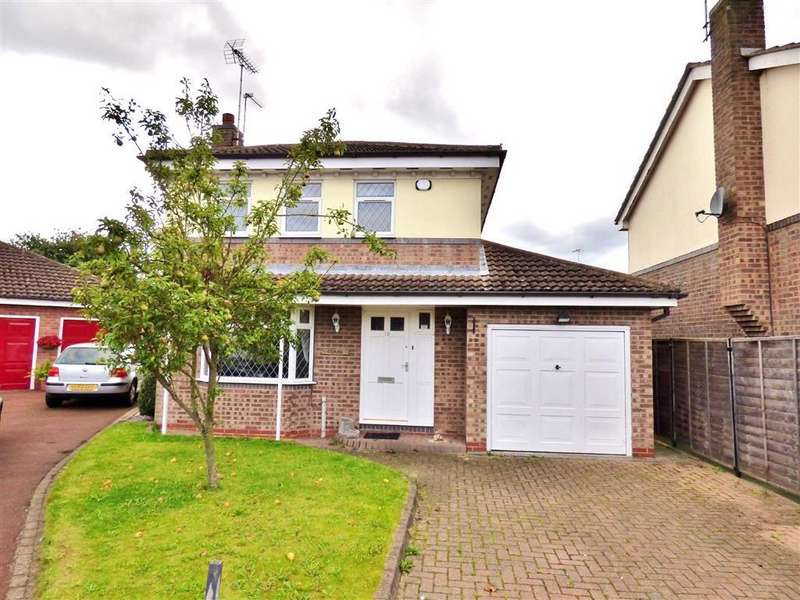 4 Bedrooms Detached House for sale in Burton Fields Close, Stamford Bridge