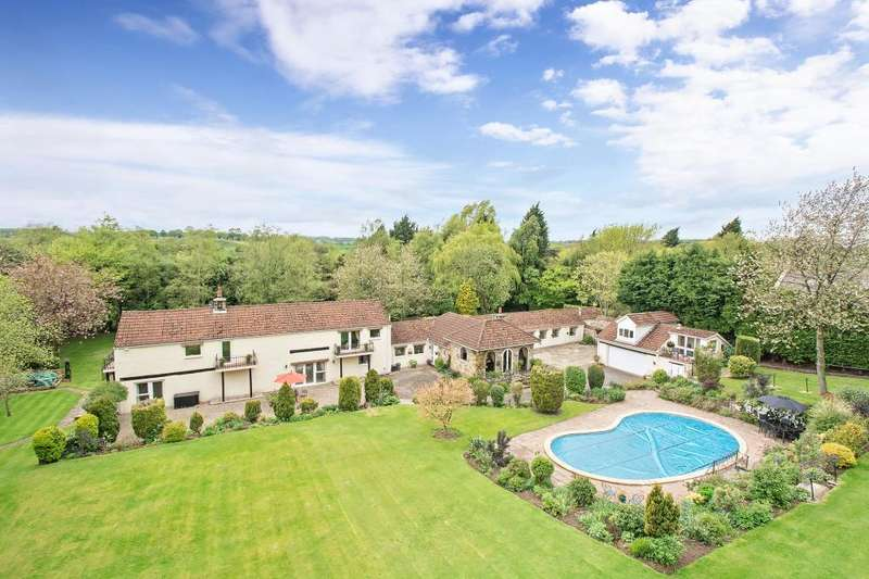 5 Bedrooms Detached House for sale in South Stainley, Harrogate, North Yorkshire